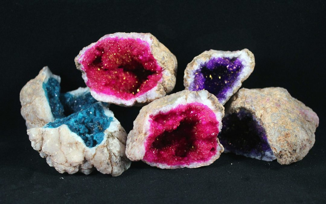 The Unique Beauty of Geodes