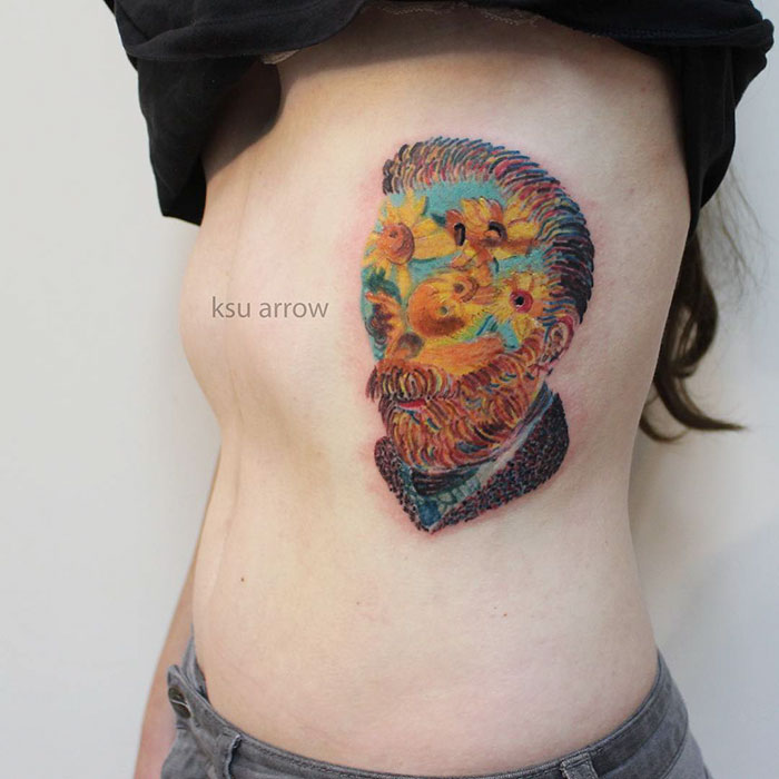 vincent-van-gogh-tattoo