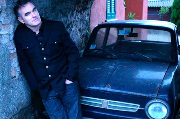 Rock Stars Cars - 10. Morrissey – Fiat 500