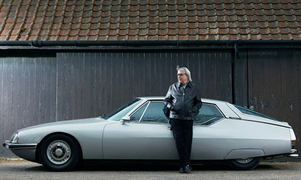 Rock Stars Cars - 23. Bill Wyman – Citroen SM