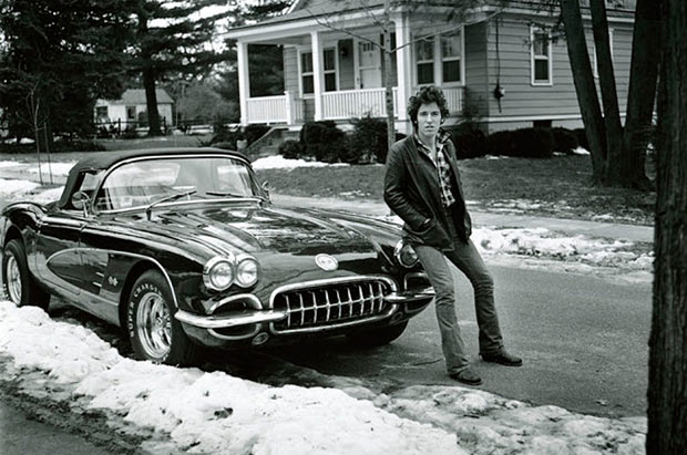 Rock Stars Cars - 4. Bruce Springsteen – Chevy Corvette