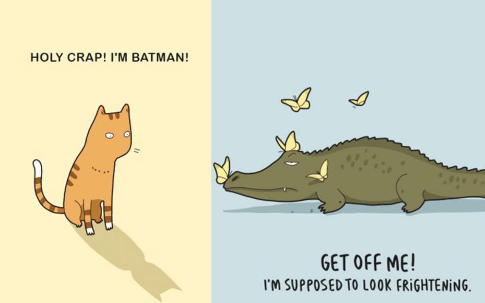 Brilliant Animal Comics