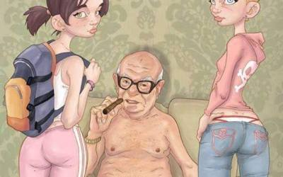 Illustrations That Portray The Absurdities Of Modern Society