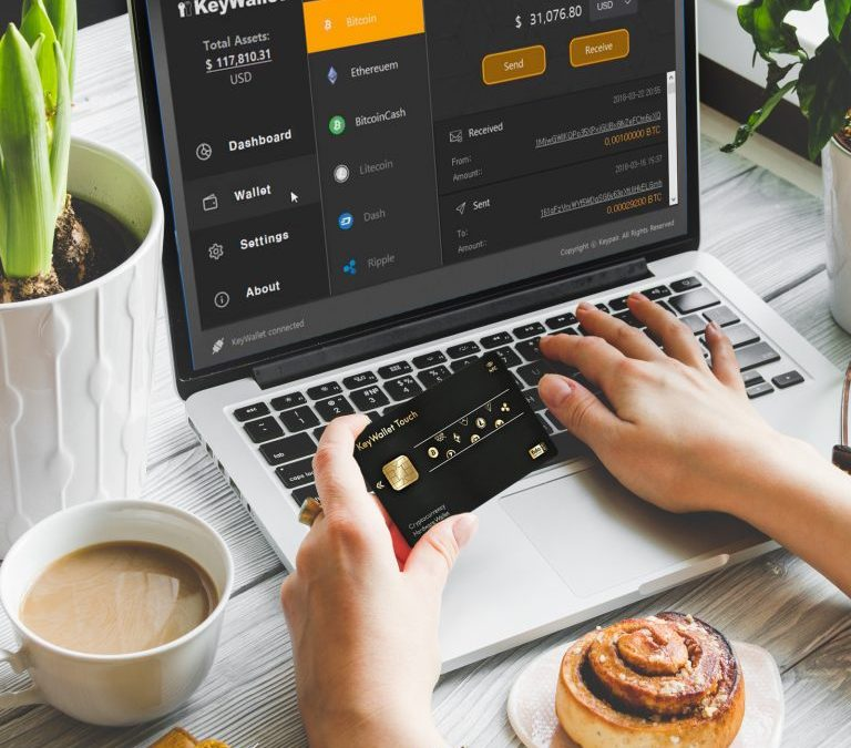 Korean Firm Keypair Launches Credit Card-Shaped NFC Hardware Wallet