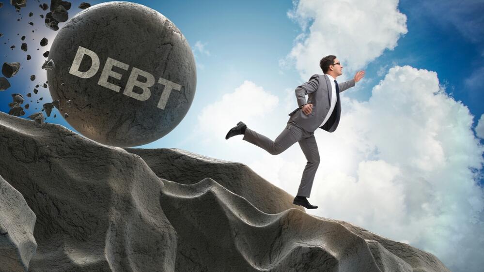 Heavy Borrowers and Near-Failed States Likely To Drive Hyperbitcoinization