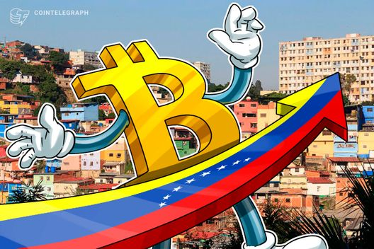 Bitcoin Trading Reaches All Time High in Venezuela Amidst Ongoing Economic Collapse