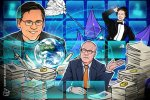 Hodler's Digest, April 29 – May 5: Top Stories, Price Movements, Quotes and FUD of the Week