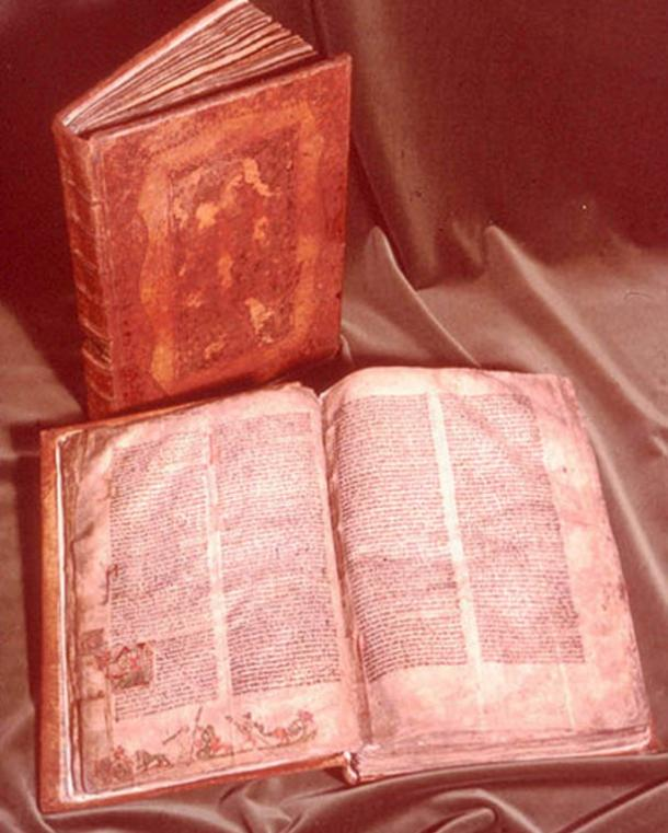 Codex Regius (The King's book) of Eddaic Poems and Flateyjarbok