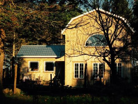 la maison de Gabrielle Filteau-Chiba