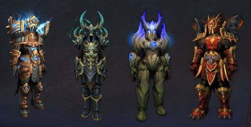 Covenant Armor Sets