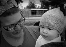 Mommy & Koen