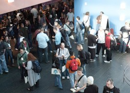 WordCamp Crowd