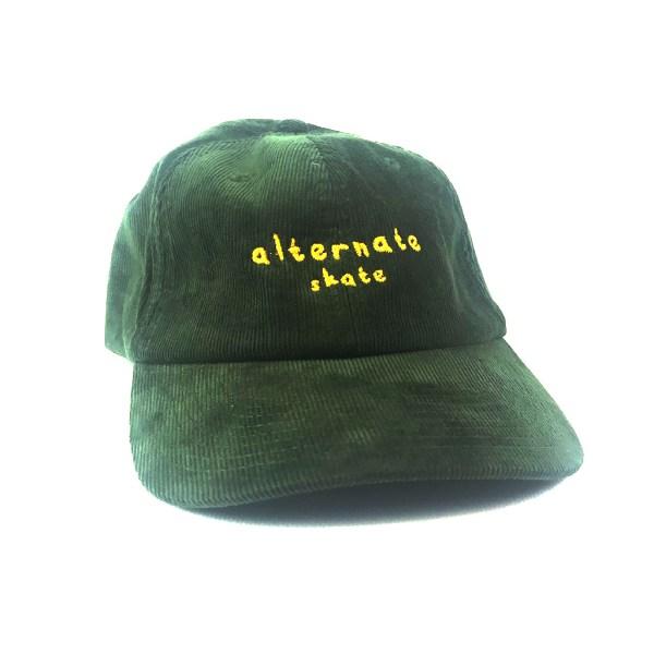 Cap Front Green