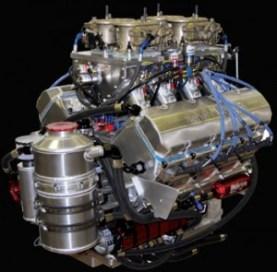 Alternate Supercars Championship Engine Assembly - Alternate Supercars