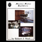 Master Motor Builders book cover