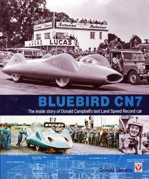 Bluebird CN7 land speed record car