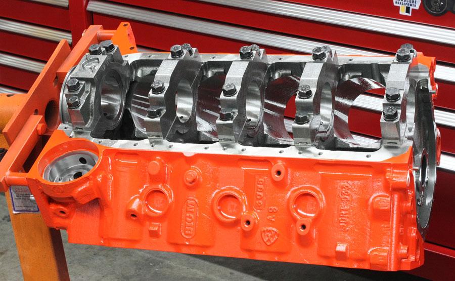Alternate Supercars 540ci All Motor Pump Gas Brute