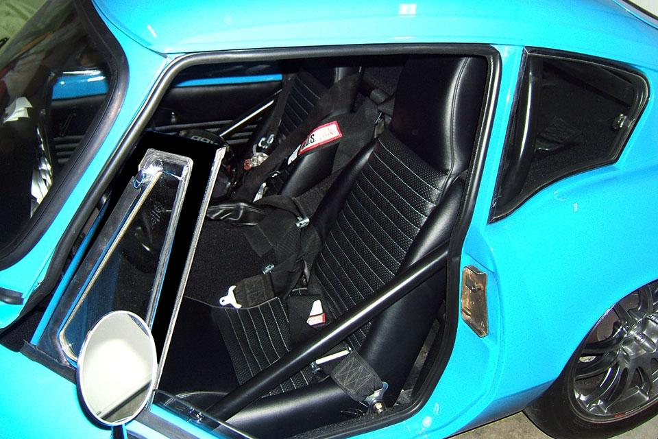 GT6 engine swap