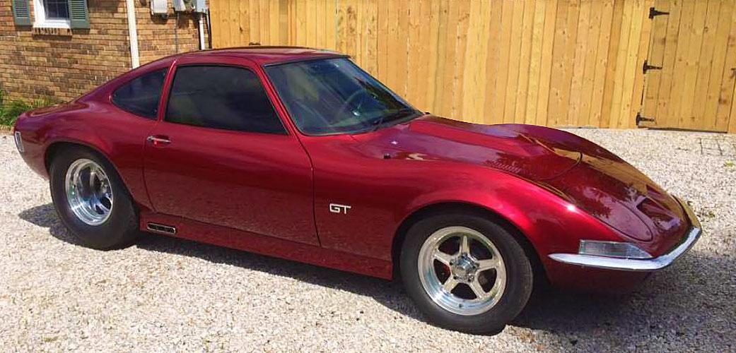 Pro Street Opel GT