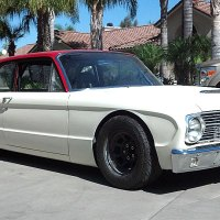 Alternate Supercars Coyote Powered '63 Ford Falcon
