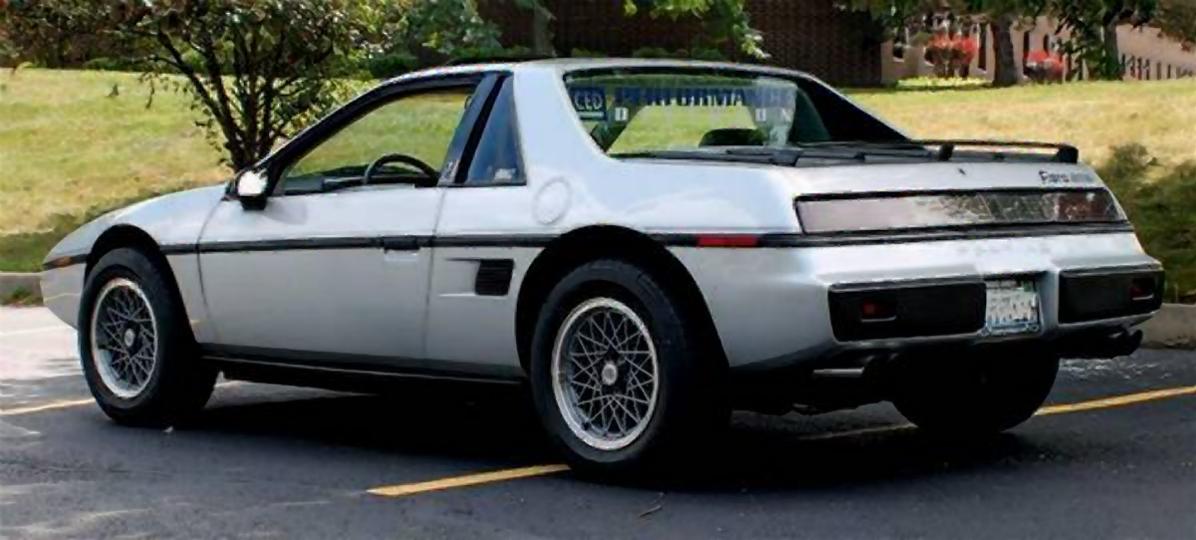Alternate Supercars LS3, 6-speed 1985 Fiero Swap - Alternate