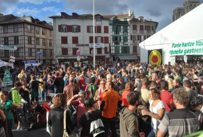 Alternatiba Bayonne village des alternatives