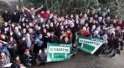 L'équipe Alternatiba Ile-de-France
