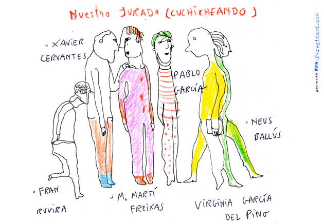 jury @ l'Alternativa 2013