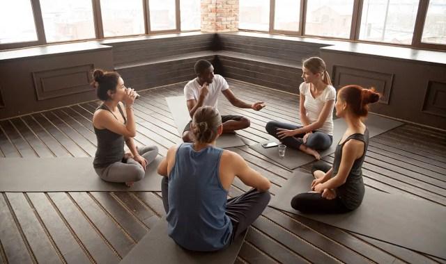 Bienfaits de la méditation groupee