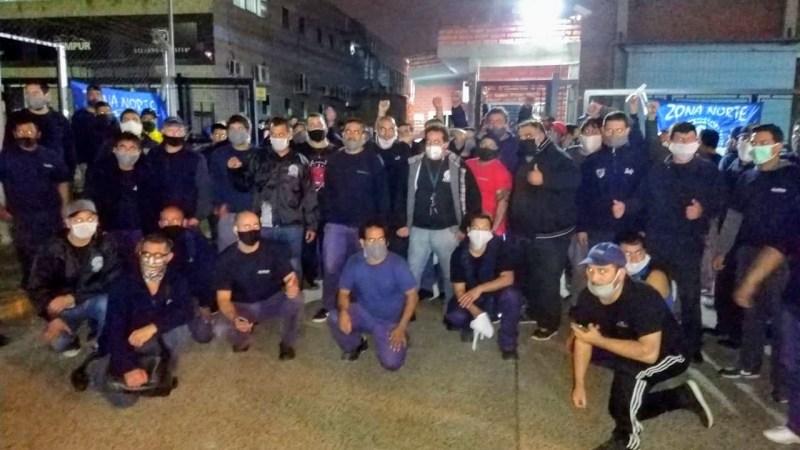 La CGT Zona Norte apoya a los trabajadores de BedTime, ante despidos, suspensiones y recorte de salarios