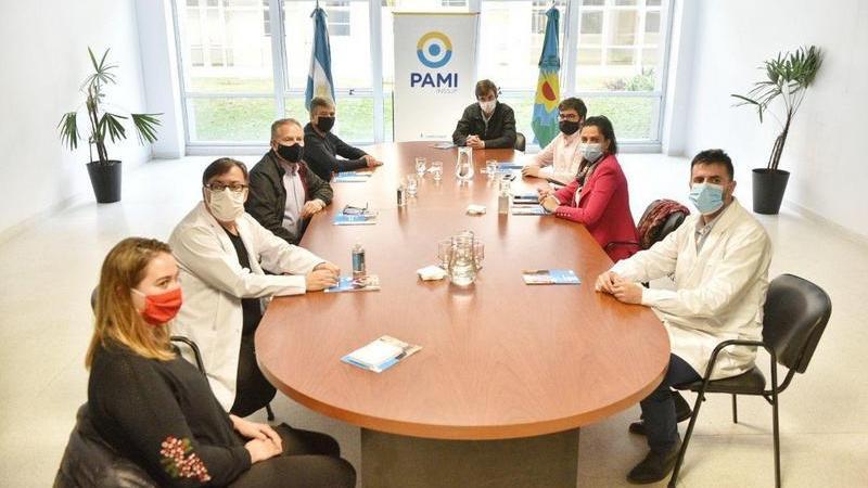 PAMI presenta el programa residencias cuidadas para garantizar la salud de las personas afiliadas ante la pandemia