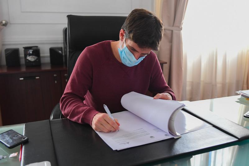 Por 4to mes consecutivo, Juan Andreotti descontará el 100% de Seguridad e Higiene a comerciantes sin actividad durante la cuarentena