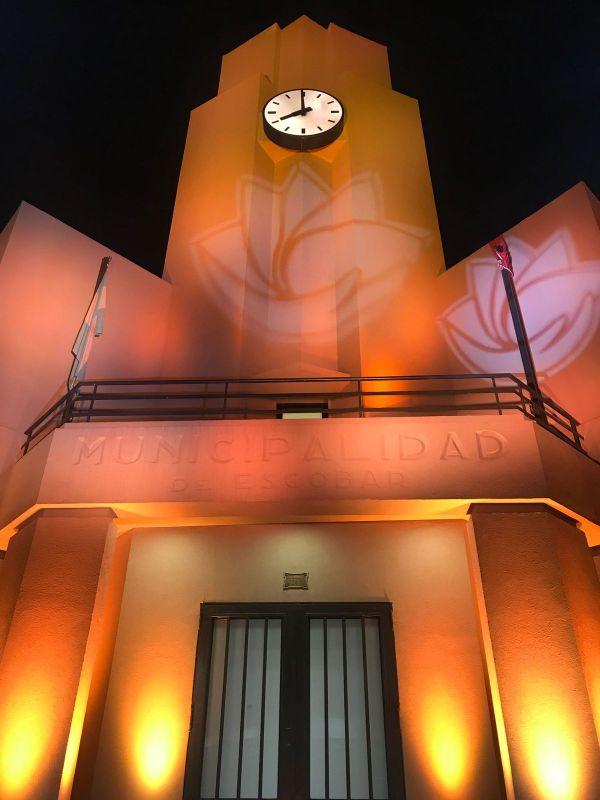 Por iniciativa de la diputada Laura Russo, la Municipalidad de Escobar se sumó a las jornadas de concientización y visualización de TDAH