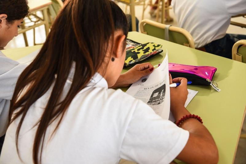 El Colegio Cereijo participó de una reunión de trabajo para tratar el protocolo de violencia de género en el ámbito académico