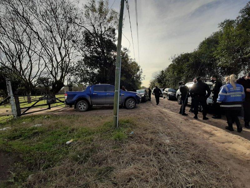 La Municipalidad de Escobar clausuró un loteo clandestino en Loma Verde y formuló una denuncia penal para que la Justicia investigue la venta irregular de estas propiedades