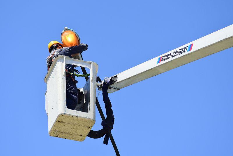 En el último mes, la Municipalidad de Escobar reparó 681 luminarias