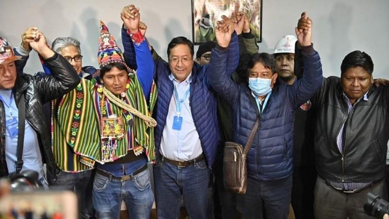 """Ariel Sujarchuk : """"El pueblo volvió a elegir masivamente el camino de la dignidad y soberanía iniciado con Evo Morales Ayma y continuado por Lucho Arce"""""""