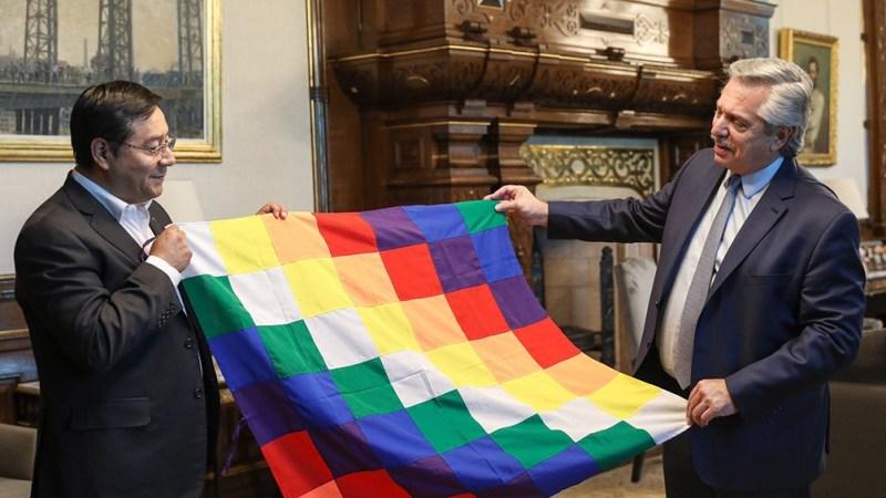 El Gobierno celebró el triunfo de Luis Arce en las elecciones de Bolivia