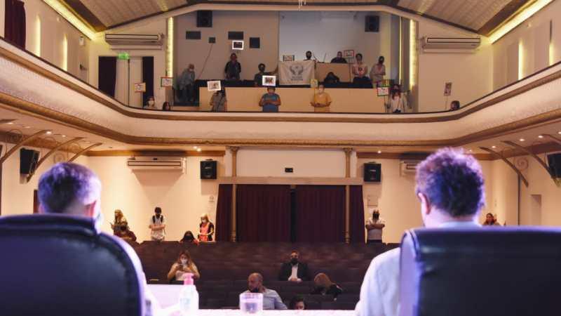 El Concejo Deliberante de Escobar realizará la Novena Sesión Ordinaria en el Teatro Seminari