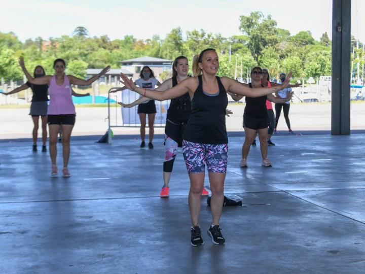 Los sábados habrá clases abiertas de actividades deportivas en el Parque Náutico de San Fernando