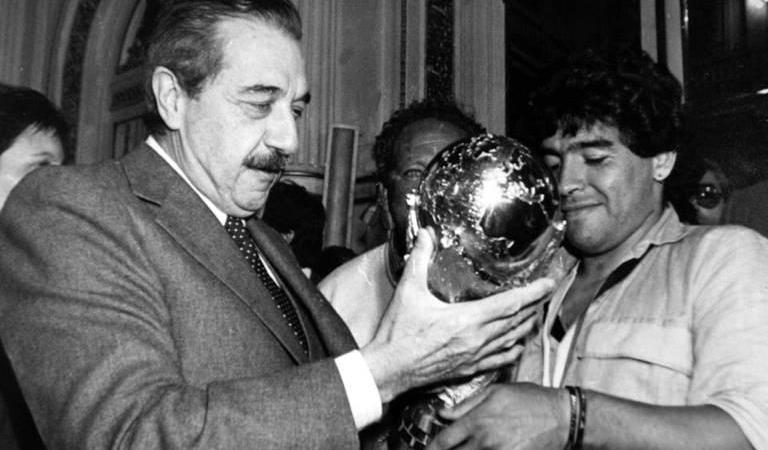 Ariel Sujarchuk envía proyectos al Concejo Deliberante para que Diego Maradona, Néstor Kirchner y Raúl Alfonsín tengan su propio monumento en el partido de Escobar