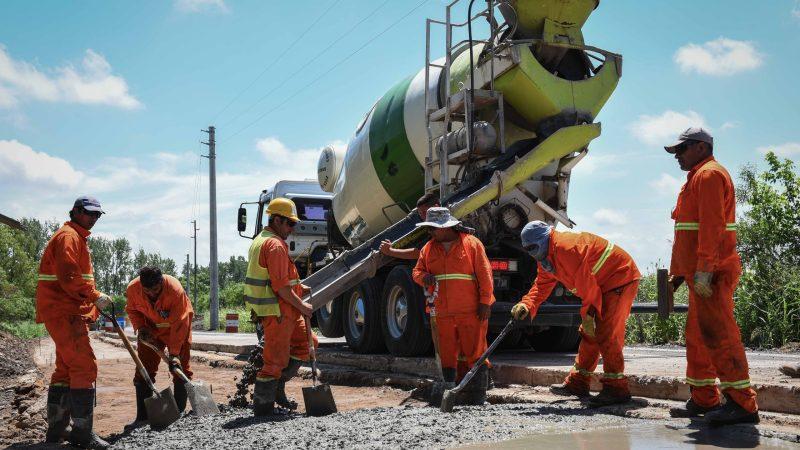 Histórico acuerdo entre la Municipalidad de Escobar y la Provincia para   pavimentar la Ruta 25 desde Panamericana hasta el Paseo del Paraná