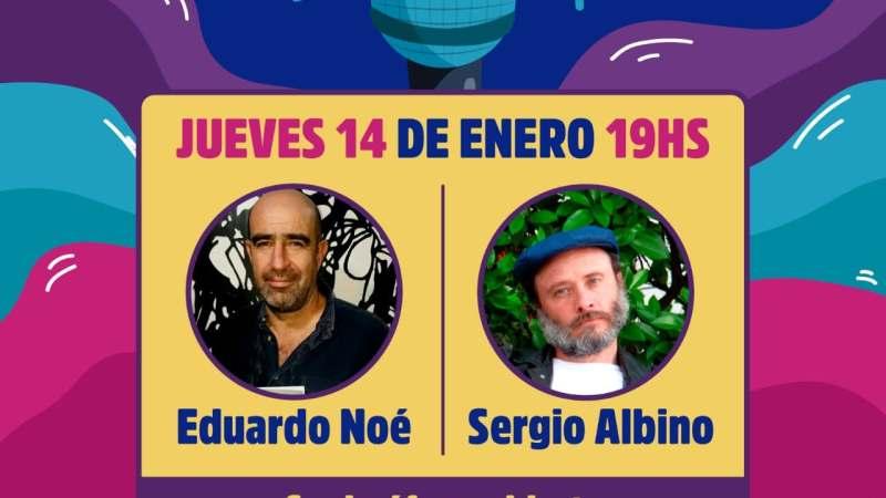 Continúa el exitoso ciclo de Recitales Poéticos en Escobar