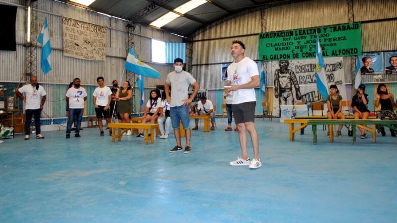 El Peronismo K se puso en marcha en la Provincia de Buenos Aires