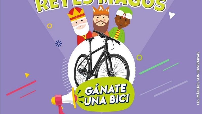 Hurlingham: El Municipio sorteará bicicletas por el día de los Reyes Magos