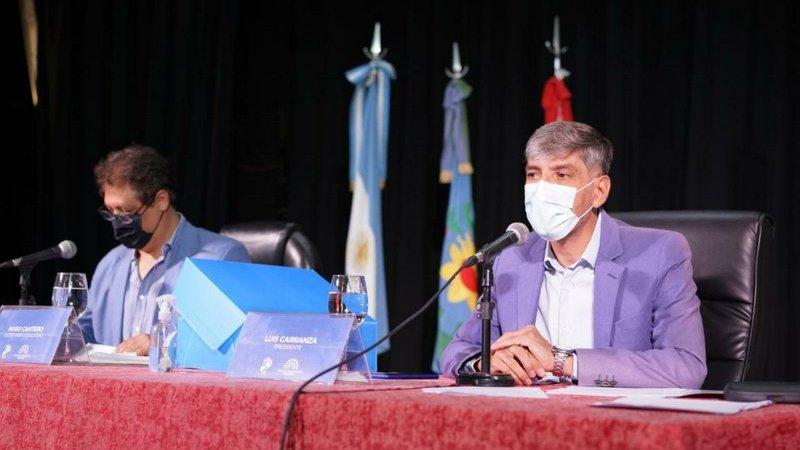 El Concejo Deliberante convalidó importantes convenios realizados por el Intendente Ariel Sujarchuk