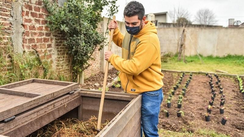 La Municipalidad de Escobar convoca a la comunidad a un taller de compostaje