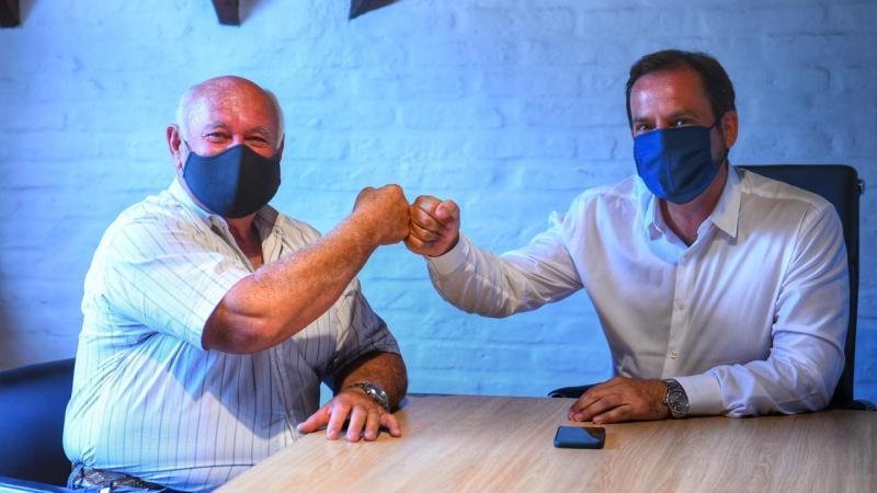Ruben Hallu es el nuevo Coordinador General de Espacios Públicos del partido de Escobar