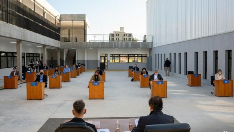 """Escobar, el Concejo Deliberante realizará la Primera Sesión Especial y la Tercera Sesión Ordinaria del 2021 en el Colegio Preuniversitario """"Dr. Ramón Cereijo"""""""