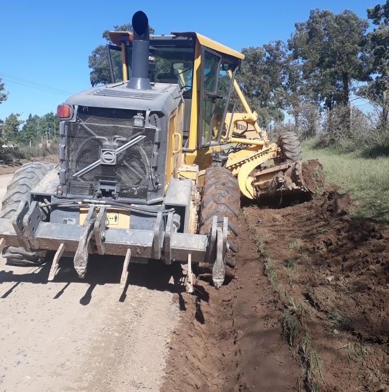 """Mejoras en el Camino Rural """"El Malacate"""""""